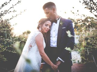La boda de Ana y Emilio