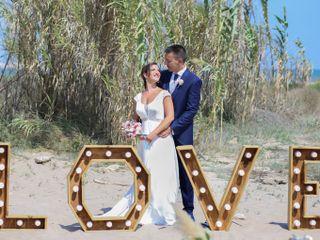 La boda de Jessica y Ramón