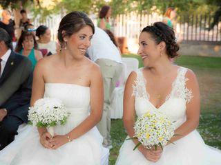 La boda de Elena y Reyes