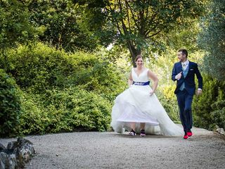 La boda de Itziar y Daniel