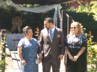 La boda de Ana y Chema 2