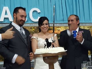 La boda de Ana y Chema