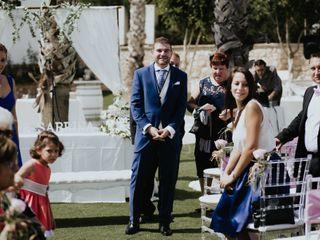 La boda de Sabrina y José 1
