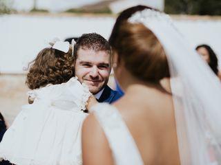 La boda de Sabrina y José 2