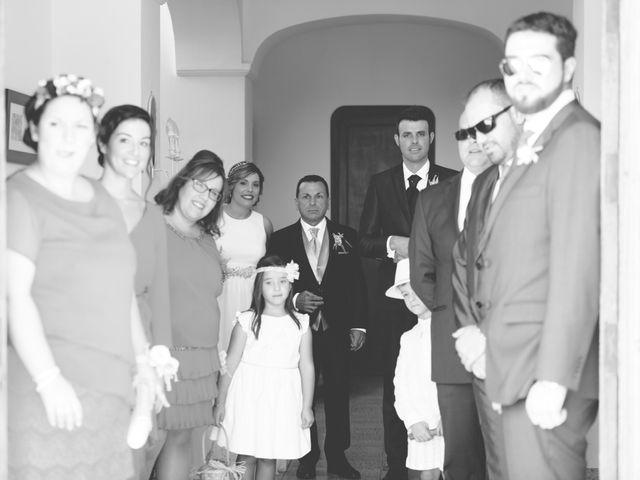 La boda de Edgar y Nerea en Castelló/castellón De La Plana, Castellón 19