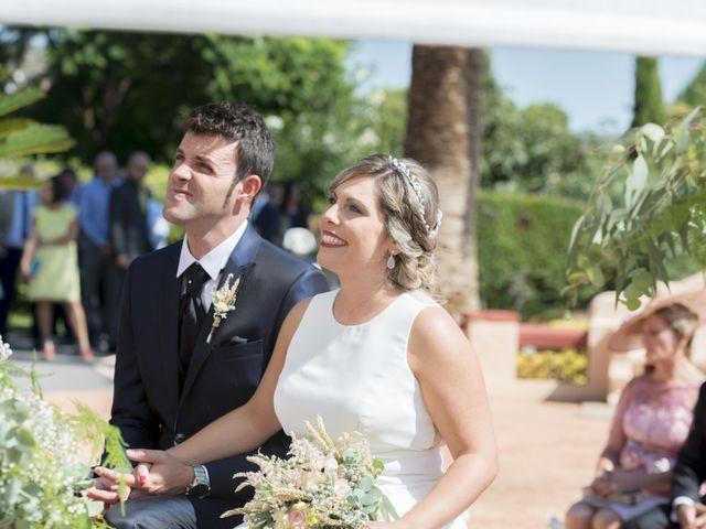La boda de Edgar y Nerea en Castelló/castellón De La Plana, Castellón 24