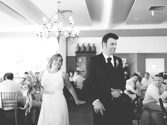 La boda de Edgar y Nerea en Castelló/castellón De La Plana, Castellón 44