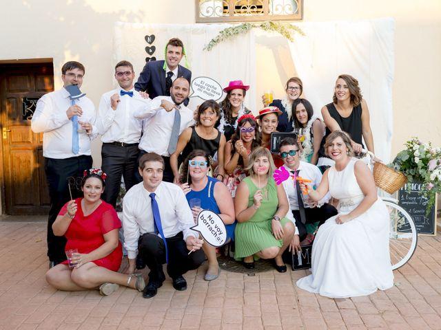 La boda de Edgar y Nerea en Castelló/castellón De La Plana, Castellón 49