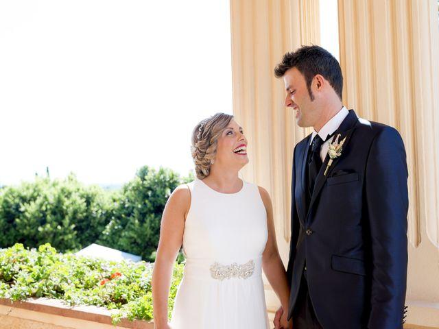 La boda de Nerea y Edgar