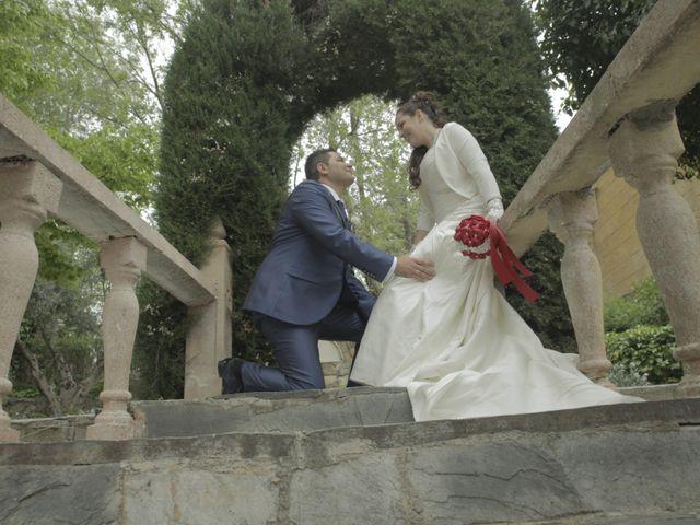 La boda de Nacho  y Tessa  en Moya, Lugo 2