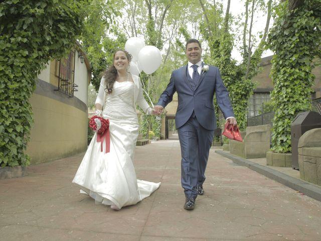 La boda de Nacho  y Tessa  en Moya, Lugo 5