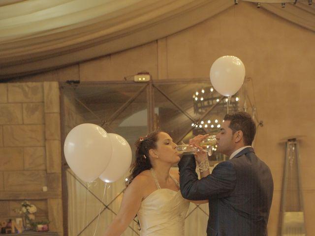 La boda de Nacho  y Tessa  en Moya, Lugo 6