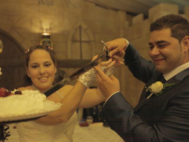 La boda de Nacho  y Tessa  en Moya, Lugo 7