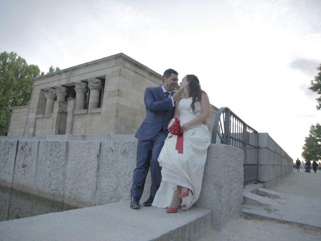 La boda de Nacho  y Tessa  en Moya, Lugo 8
