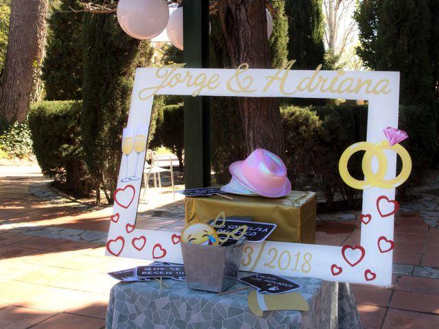 La boda de Jordi  y Adriana  en Sant Feliu De Llobregat, Barcelona 8