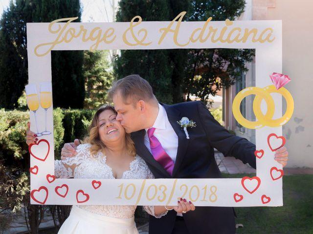 La boda de Adriana  y Jordi