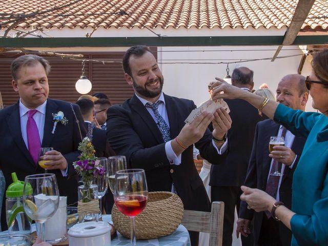 La boda de Jordi  y Adriana  en Sant Feliu De Llobregat, Barcelona 30