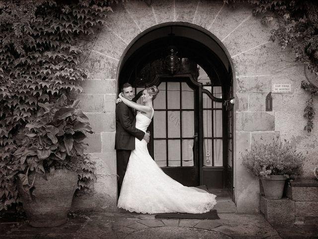 La boda de Guillem y Laura en Bigues, Barcelona 2