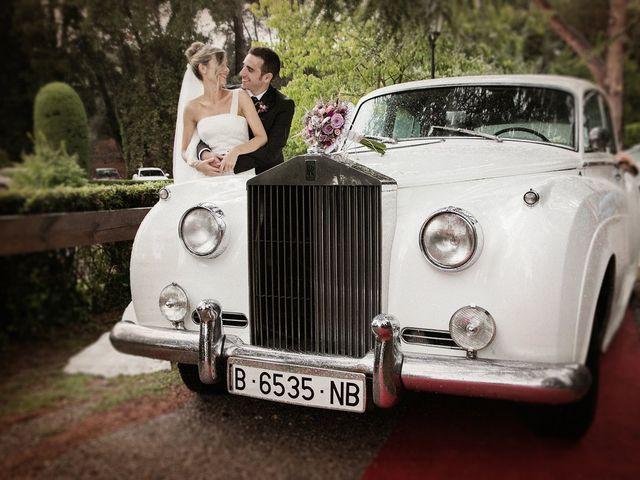 La boda de Guillem y Laura en Bigues, Barcelona 4