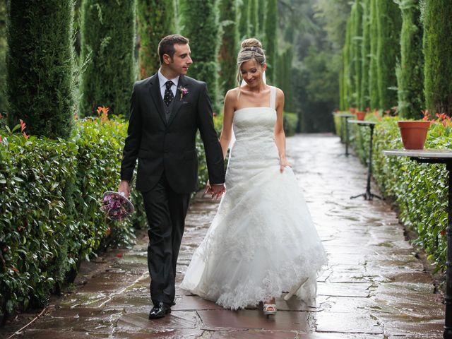 La boda de Guillem y Laura en Bigues, Barcelona 1