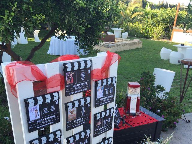 La boda de Carlos y Itziar en Alacant/alicante, Alicante 16