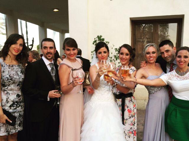 La boda de Carlos y Itziar en Alacant/alicante, Alicante 17