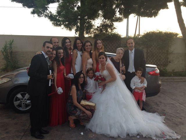 La boda de Carlos y Itziar en Alacant/alicante, Alicante 19