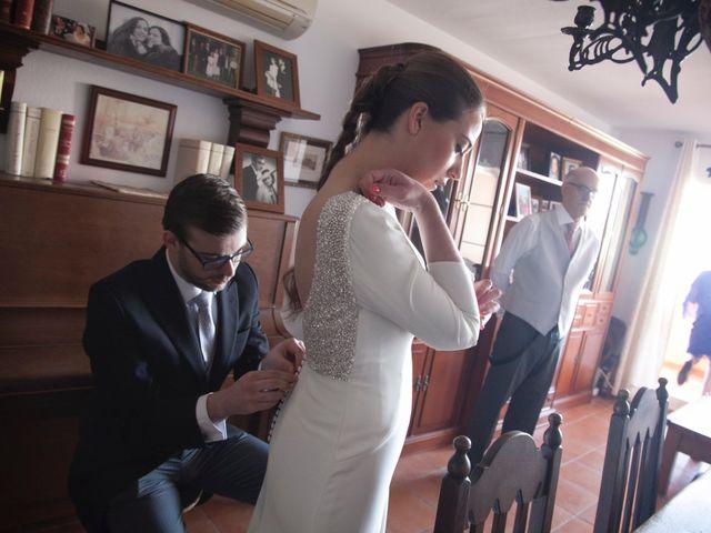 La boda de Roberto y Paz en Cartama, Málaga 6