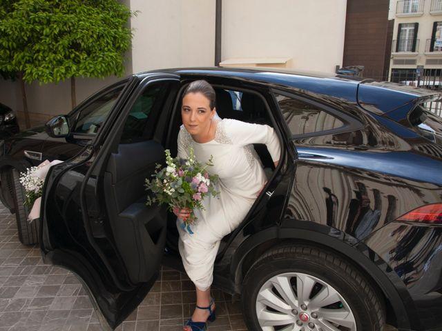 La boda de Roberto y Paz en Cartama, Málaga 12