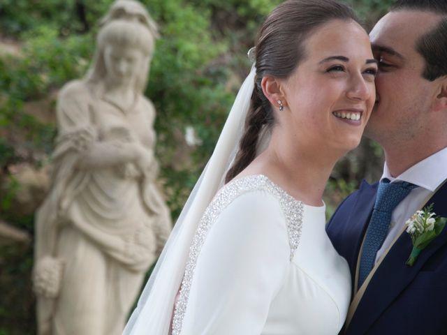 La boda de Roberto y Paz en Cartama, Málaga 4