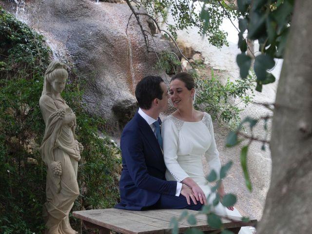 La boda de Roberto y Paz en Cartama, Málaga 22