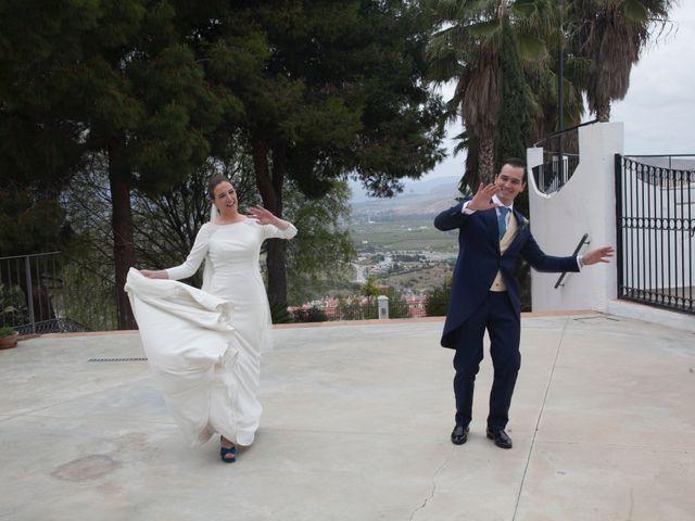 La boda de Roberto y Paz en Cartama, Málaga 25
