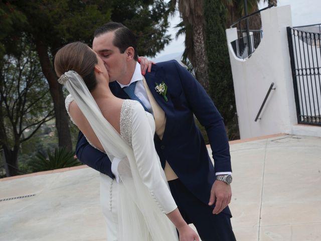 La boda de Roberto y Paz en Cartama, Málaga 26
