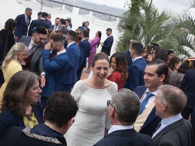 La boda de Roberto y Paz en Cartama, Málaga 27