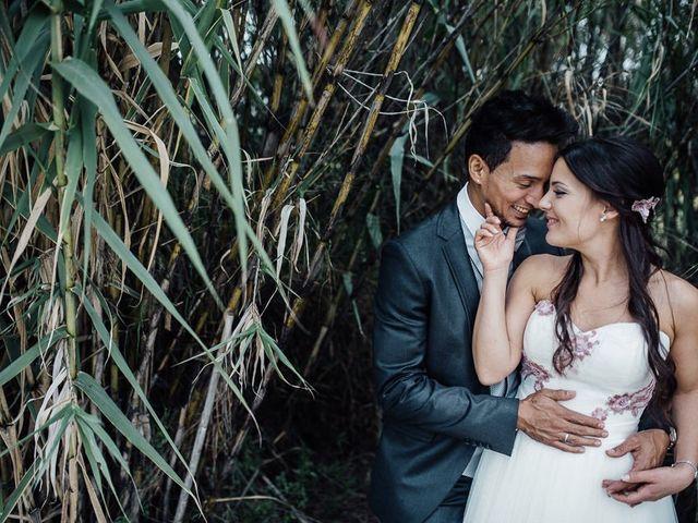 La boda de Eli y Jerson