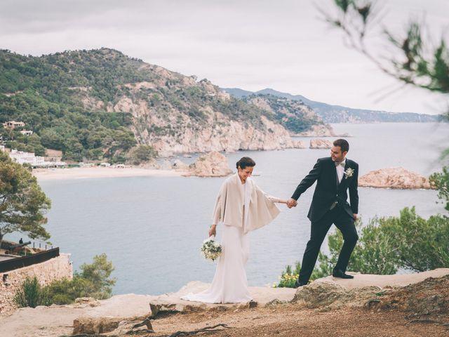 La boda de Núria y Alex