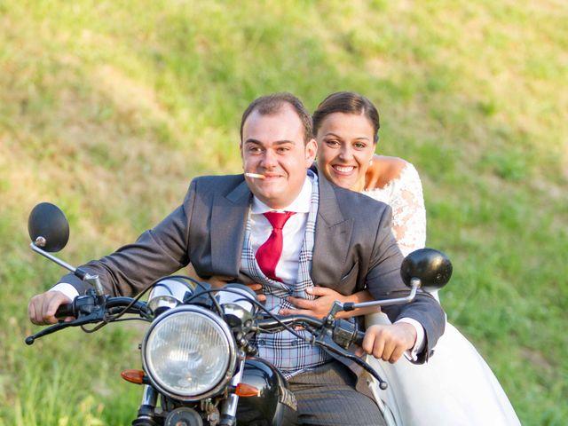 La boda de Arancha y kike