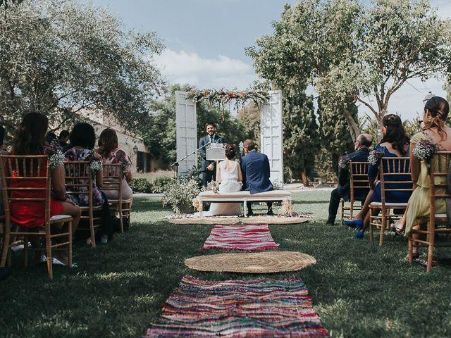 La boda de José y María en Valencia, Valencia 17