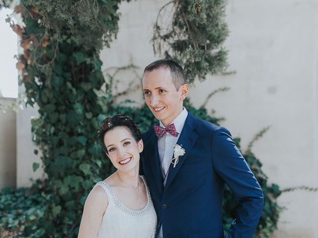 La boda de José y María en Valencia, Valencia 22