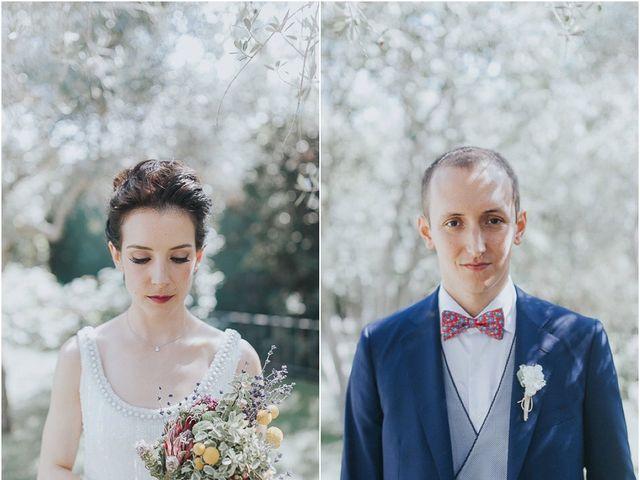 La boda de José y María en Valencia, Valencia 24