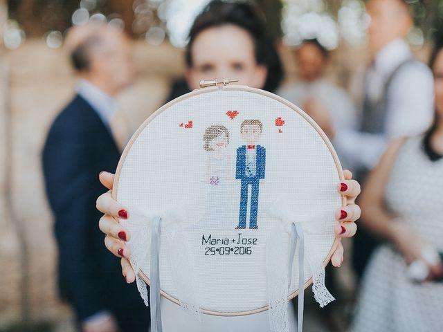 La boda de José y María en Valencia, Valencia 26