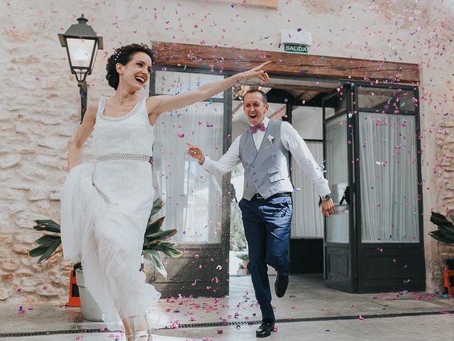 La boda de José y María en Valencia, Valencia 29
