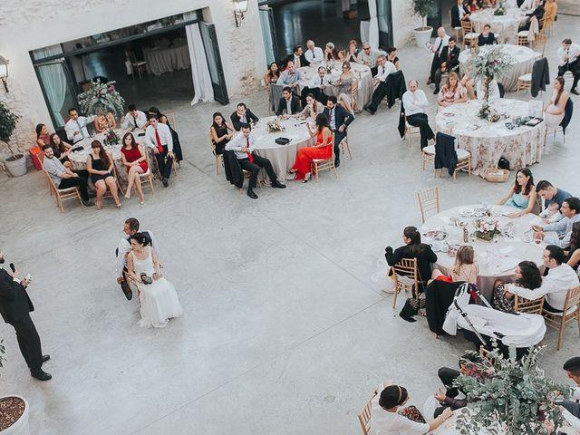 La boda de José y María en Valencia, Valencia 35