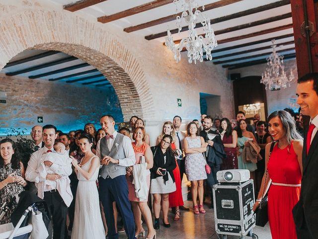 La boda de José y María en Valencia, Valencia 36