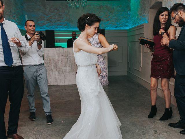 La boda de José y María en Valencia, Valencia 40