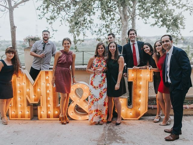 La boda de José y María en Valencia, Valencia 41