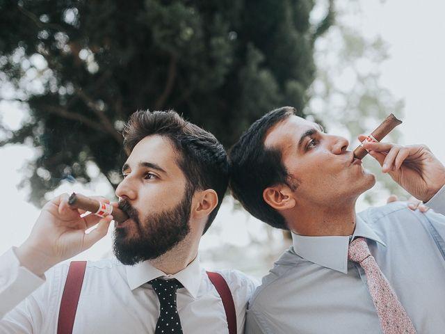 La boda de José y María en Valencia, Valencia 43