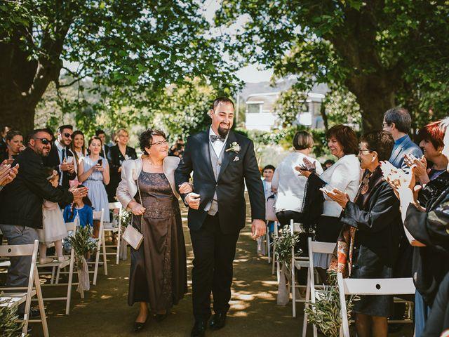 La boda de Genís y Anna en Riudecolls, Tarragona 17