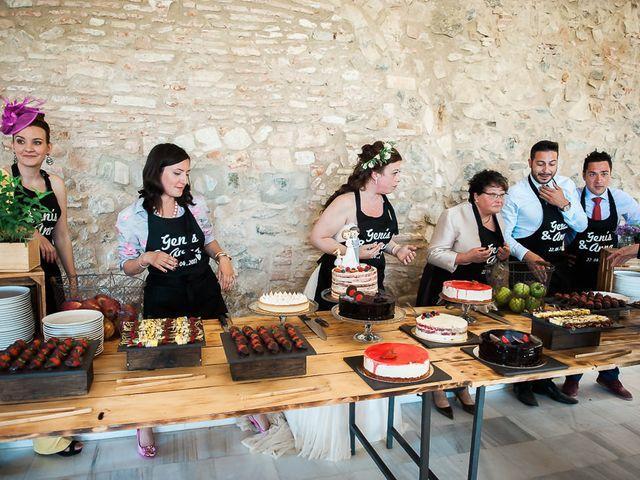 La boda de Genís y Anna en Riudecolls, Tarragona 67