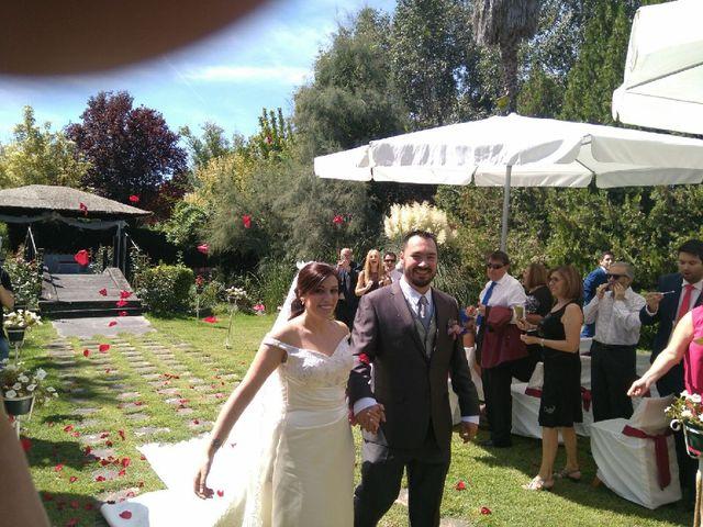 La boda de Chema y Ana en Yunclillos, Toledo 5